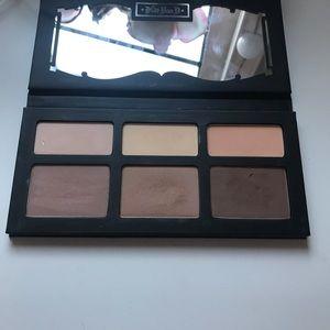 Kat Von D shade and light face contour palette